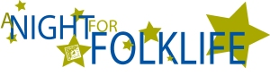 A Night for Folklife logo