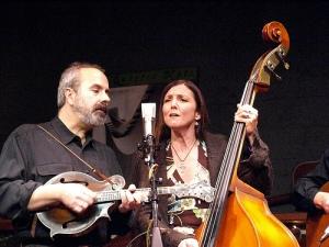 John Reischman & Trisha Gagnon