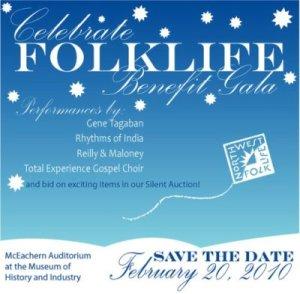 Celebrate Folklife Gala