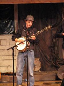 Bluegrass Regulators' Luke Dewhirst